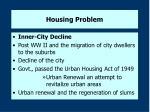 housing problem14