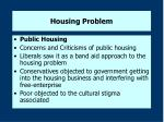 housing problem16