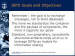 iepd goals and objectives34