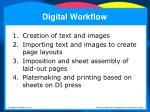 digital workflow