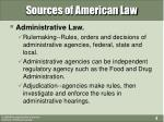 sources of american law4