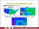 extreme precipitation jja