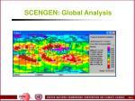 scengen global analysis