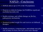 nafld conclusions