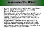 augusta medical center