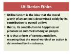utilitarian ethics2