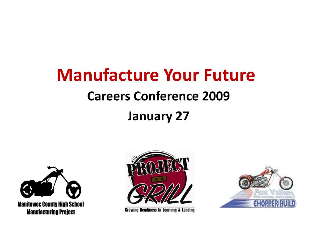 manufacture your future l.