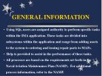general information11