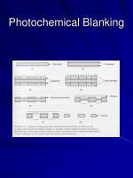 photochemical blanking8