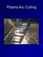 plasma arc cutting42