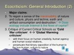 ecocriticism general introduction 2