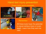 hand tool injury prevention14