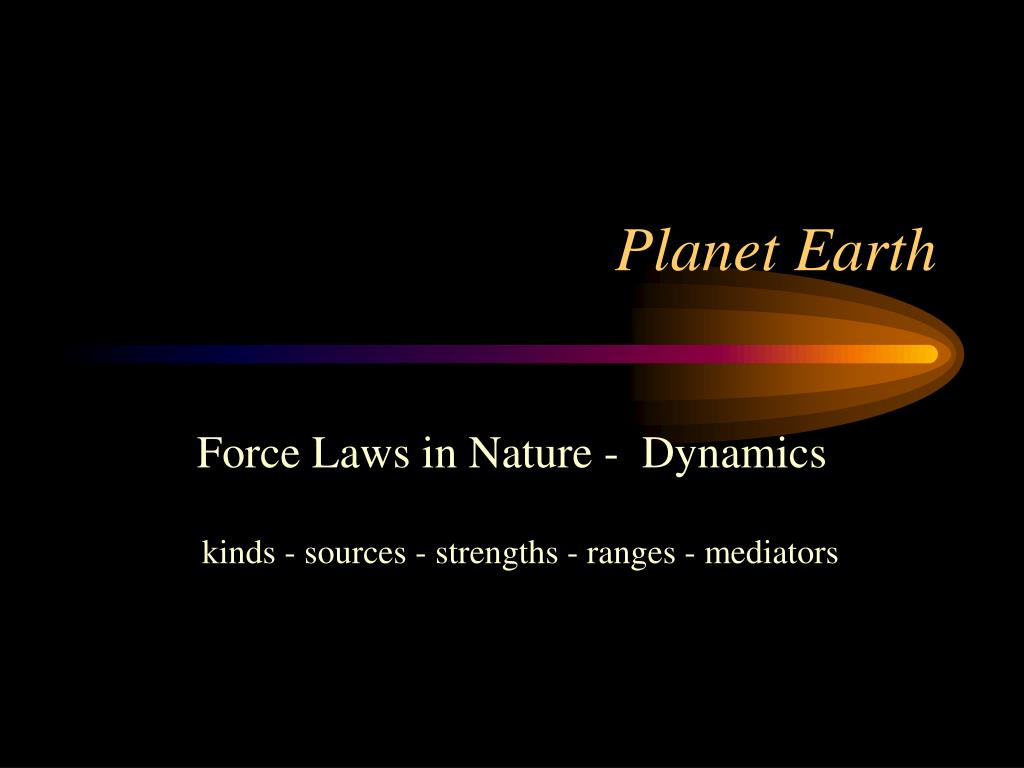 planet earth l.