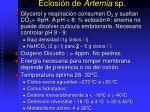 eclosi n de artemia sp31