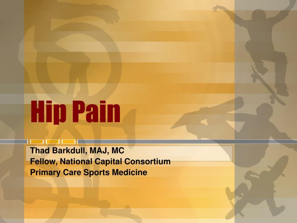 hip pain l.