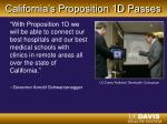 california s proposition 1d passes