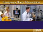 emergency room telemedicine