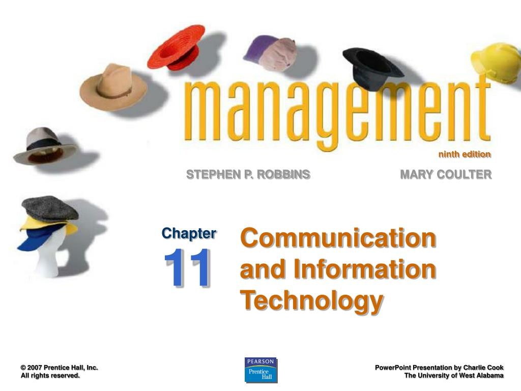 communication and information technology l.