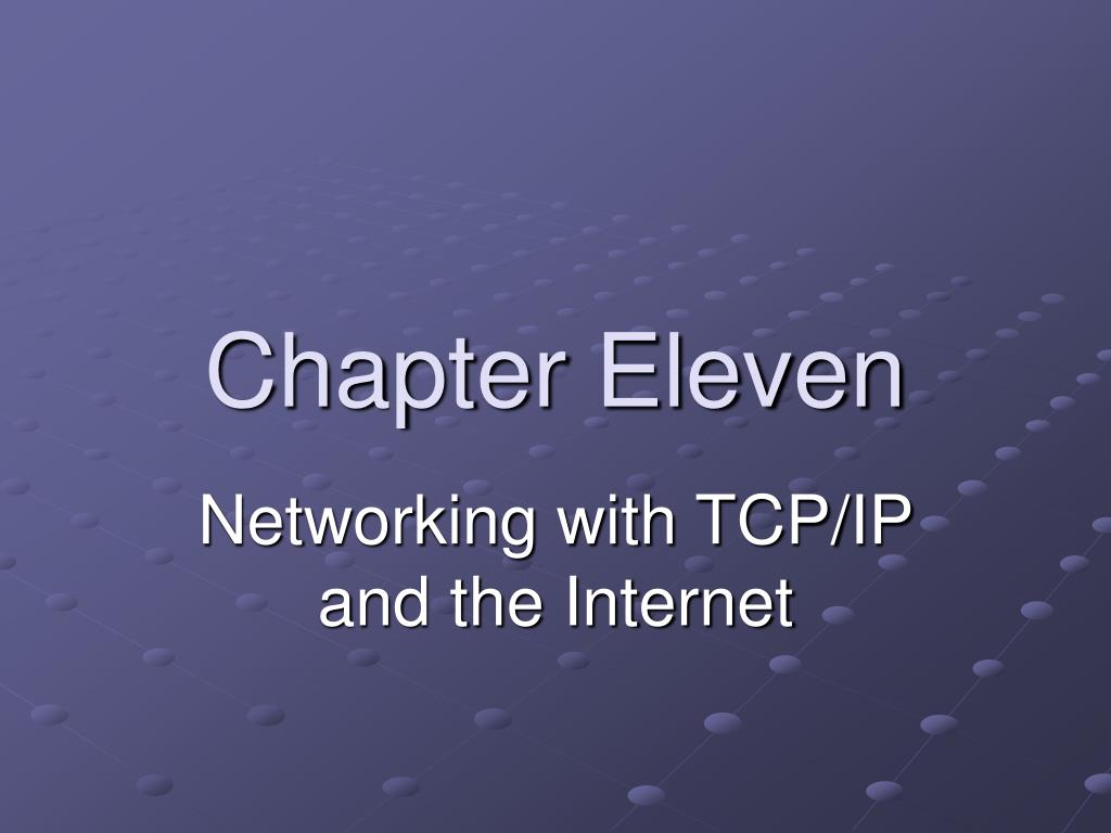chapter eleven l.