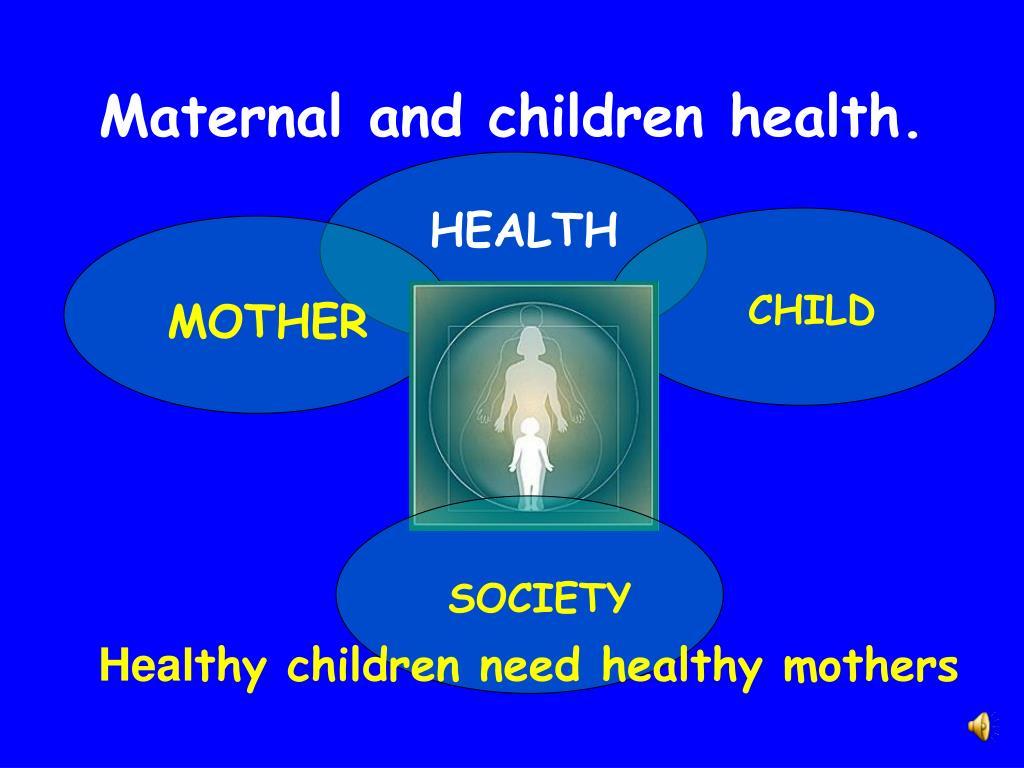 maternal and children health l.