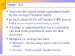 taxes 2 4