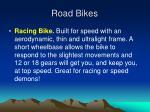 road bikes8