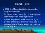 road rules32