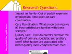 research questions23