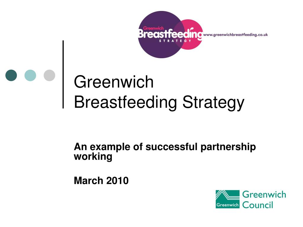 greenwich breastfeeding strategy l.
