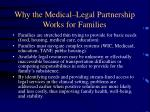 why the medical legal partnership works for families13