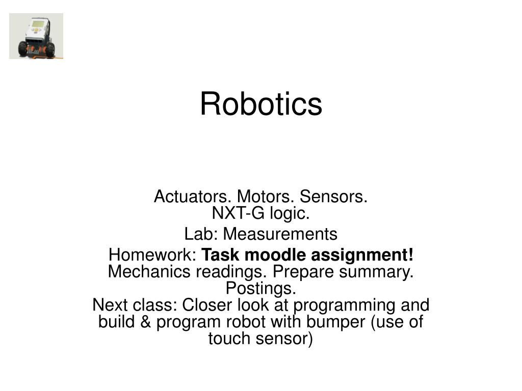robotics l.