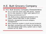h e butt grocery company2