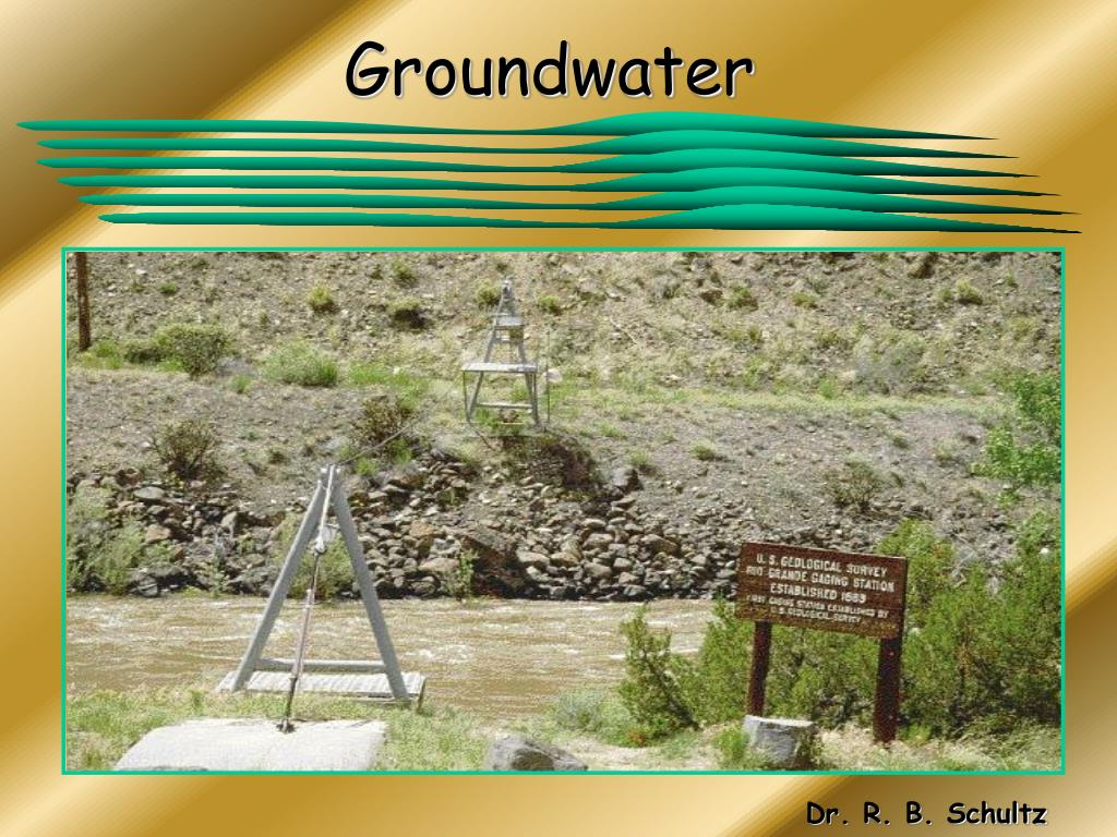 groundwater l.