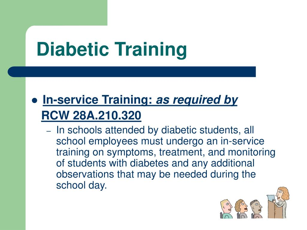 Diabetic Training