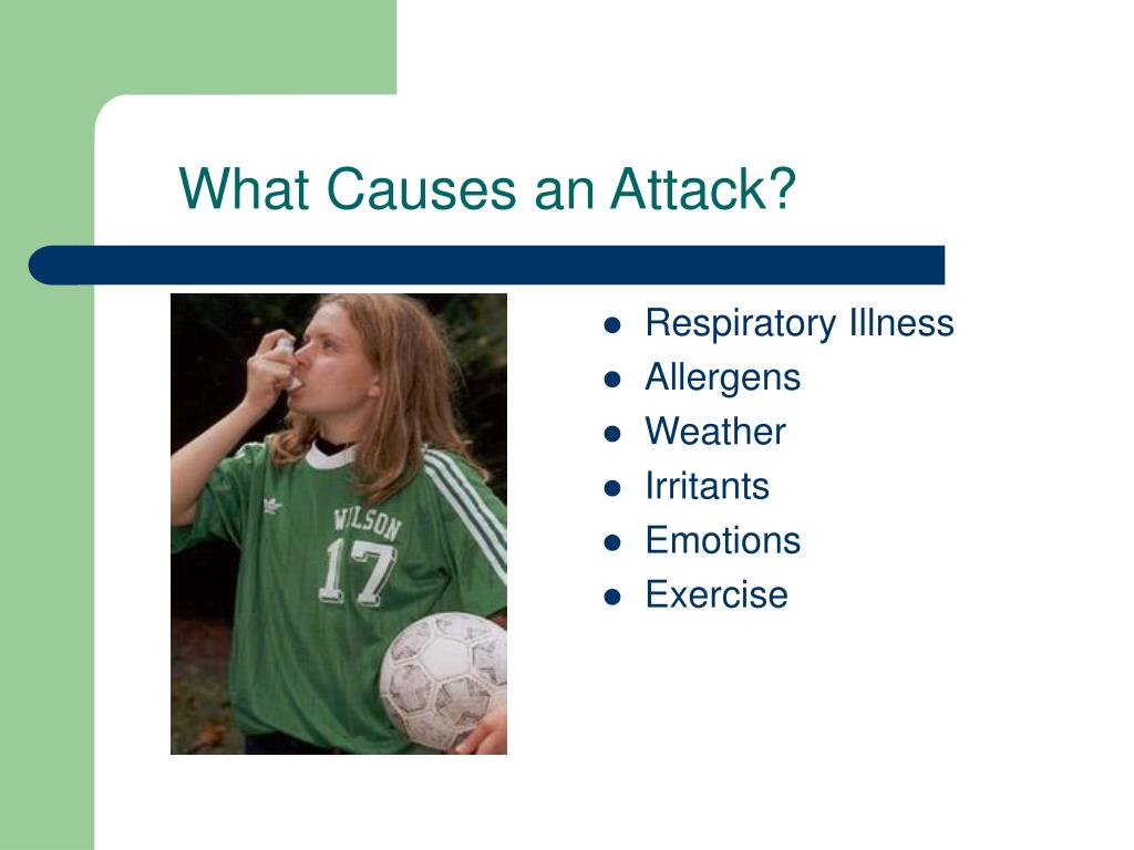 What Causes an Attack?