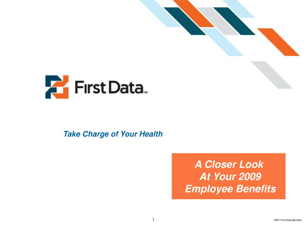 PPT - A Closer Look At Your 2009 Employee Benefits