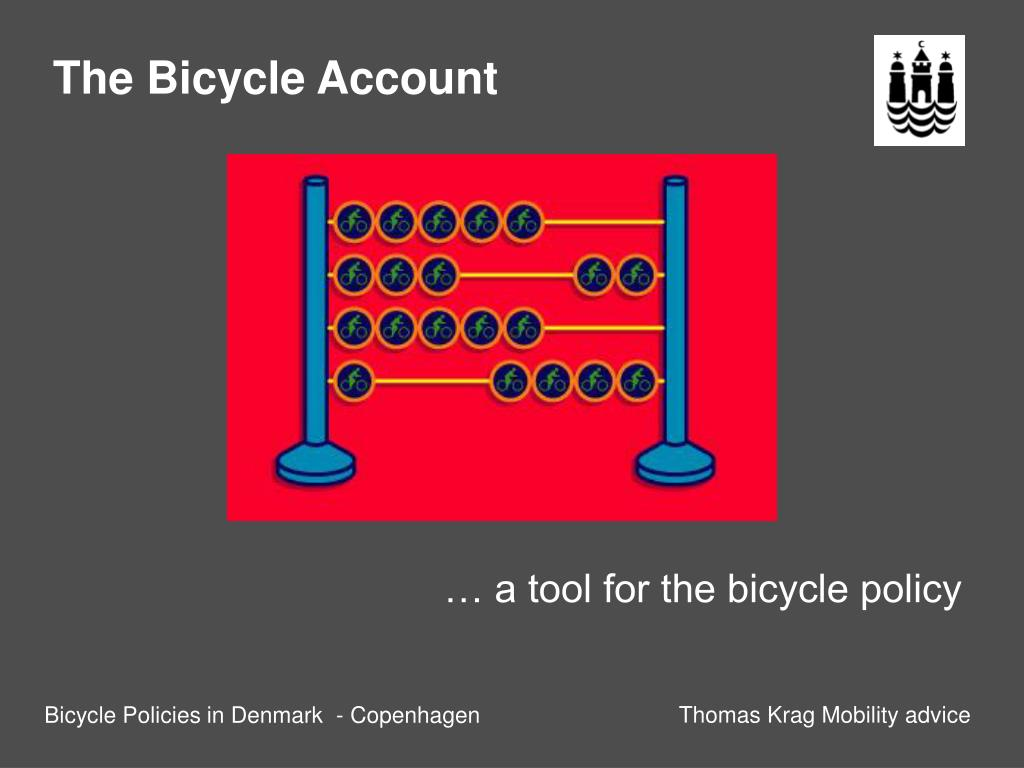 The Bicycle Account