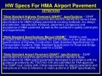 hw specs for hma airport pavement3