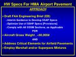 hw specs for hma airport pavement7