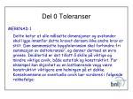 del 0 toleranser5