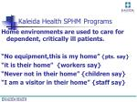 kaleida health sphm programs13