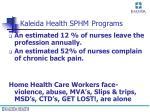 kaleida health sphm programs6