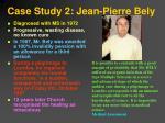 case study 2 jean pierre bely