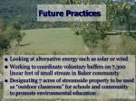 future practices