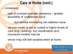care at home cont22