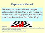 exponential growth2