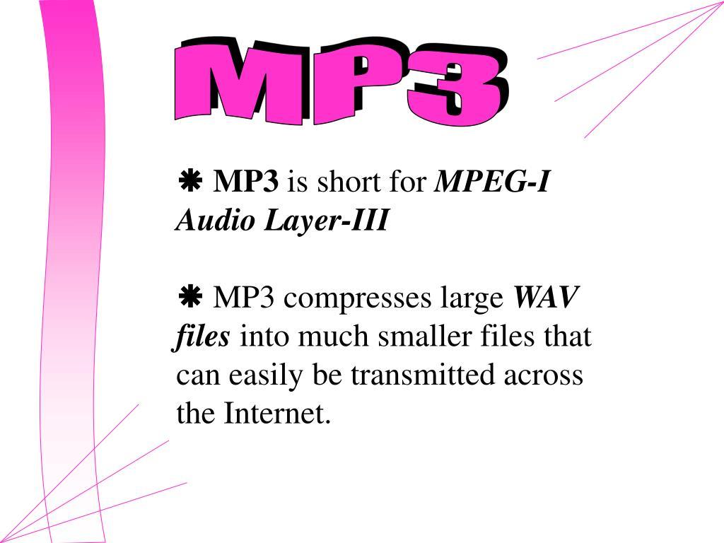 M P 3