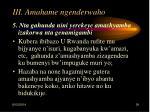 iii amahame ngenderwaho39