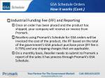 gsa schedule orders how it works cont12