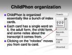 childphon organization